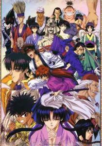 Rurouni Kenshin ซามไรพเนจร Ova ตอนท 1 95 พากยไทย จบ