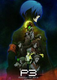 Persona 3 The Movie 1-4