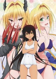 To Love-Ru Darkness 2nd ภาค 4